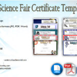 Download 10+ Science Fair Certificate Templates Free
