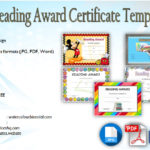 Download 5+ Reader Award Certificate Templates Free