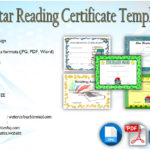 Download 5+ Star Reader Certificate Templates Free