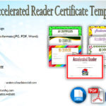 Download 7+ Accelerated Reader Certificate Templates FREE