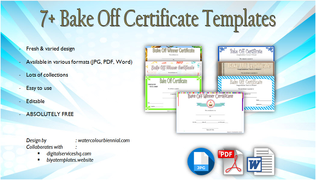 bake off certificate templates, free baking certificate templates, cupcake certificate template pdf, cake bake off certificate templates, best baker certificate template, star baker certificate, cooking award certificate templates, best chef certificate template, certificate templates free download, editable certificate template, certificate templates word