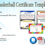 Download 7+ Basketball Certificate Templates Free