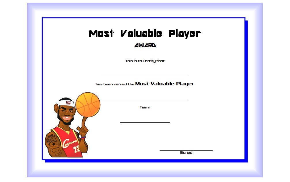 Download basketball mvp certificate editable template, basketball certificate templates, editable mvp certificate, mvp award certificate templates free, basketball certificate pdf, free customizable basketball certificates, basketball achievement certificate templates, most valuable player certificate wording, basketball participation certificate template, editable basketball certificate, free printable most valuable player certificate, basketball certificate background