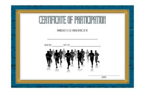 Download marathon certificate template, winner, finisher, running, participation templates, completion, pdf, word, 5k, fun run, printable, editable for free!