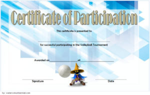 Download volleyball participation certificate templates, volleyball certificate template, certificate of participation template volleyball, volleyball awards for players, volleyball achievement certificate, volleyball certificates pdf, volleyball certificate ideas, funny volleyball certificates, free printable volleyball templates, welcome certificate template