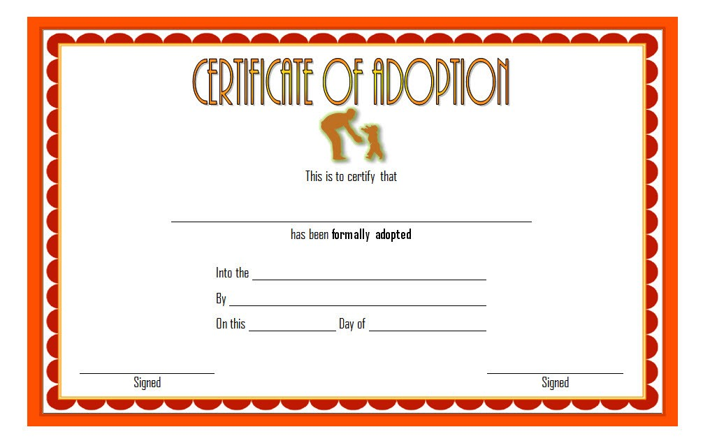 child adoption certificate template editable, blank child adoption certificate, adoption certificate template word, printable child adoption certificate, adoption certificate template free, fillable certificate of adoption, adoption certificate uk, free adoption certificate template word, pet adoption certificate pdf, adoption template
