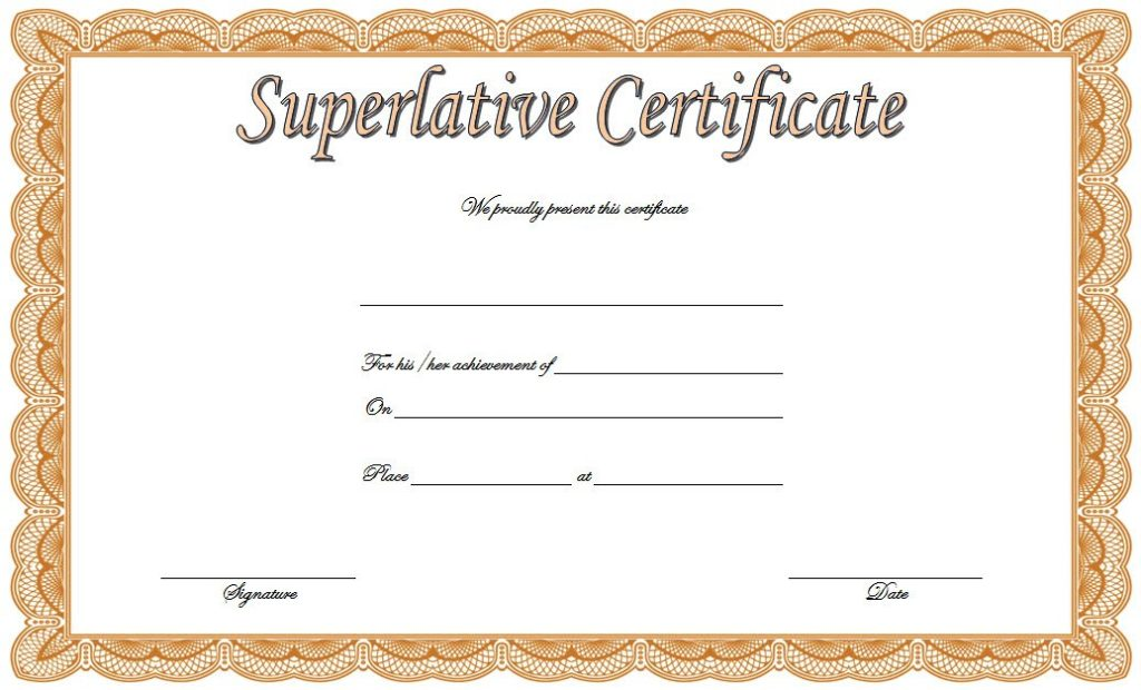 superlative certificate templates, superlative award certificate template, certificate templates free download, senior superlative certificate templates, free superlative certificate template, superlative certificate ideas, superlative certificate template word, certificate of achievement template, free printable superlative certificate awards, superlative certificate word templates, superlative awards for work, editable certificate template, certificate of appreciation templates, certificate of completion template word, class superlatives certificates printable, employee superlative awards, superlatives for preschool graduation