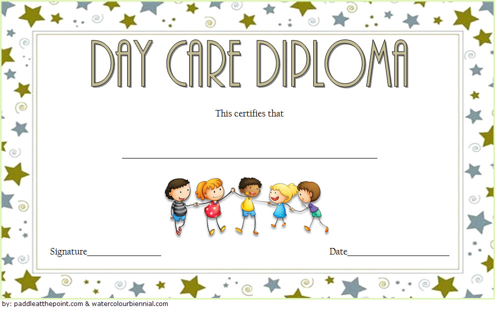 daycare diploma certificate templates, daycare graduation diplomas, daycare graduation certificate template, free printable daycare diplomas, home daycare certificate, childcare diploma certificate, certificate for daycare