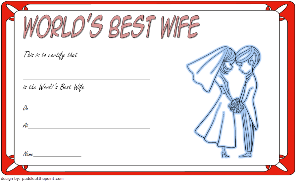 world's greatest wife certificate, printable best wife certificate, best boss certificate template, love certificate templates free, i love you certificate templates, best wife ever certificate, love certificate for her, world's best certificate template