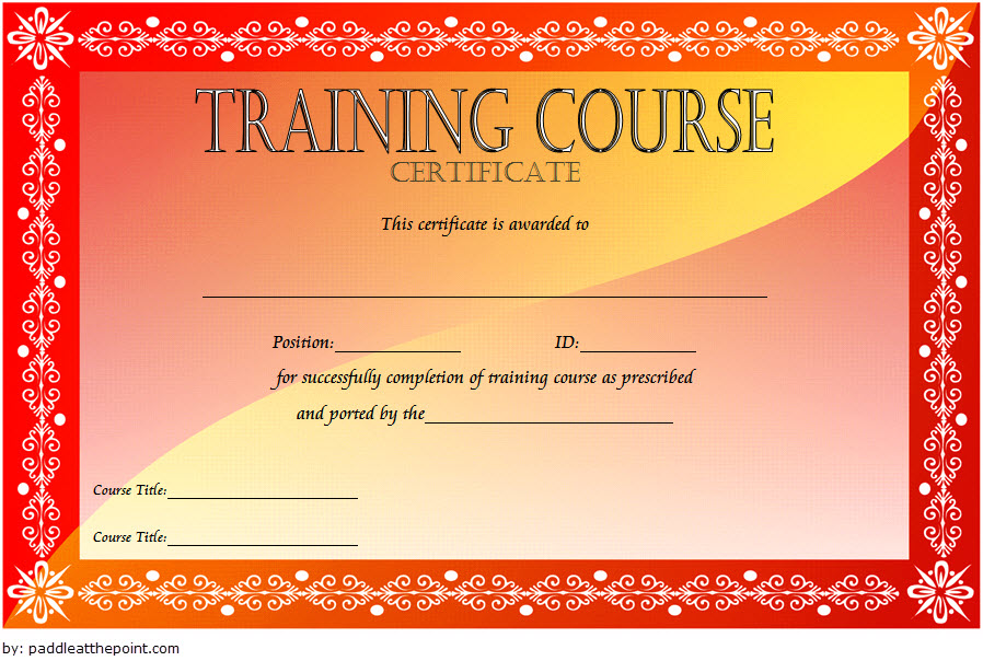 training course certificate templates, training certificate template word, training course completion certificate template, industrial training certificate format pdf download, company training certificate format, certificate of completion template free printable, editable certificate of completion