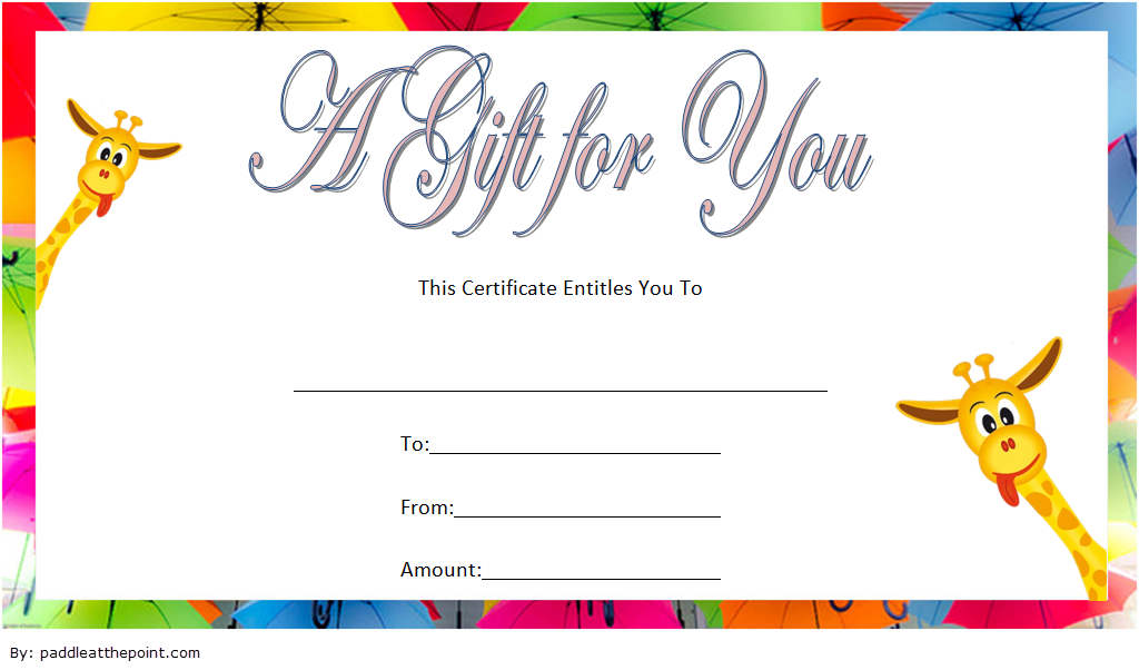 baby shower gift certificate template free, practical baby shower gifts, best baby shower gifts 2018