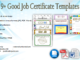 good job certificate template free, good job certificate printable, good job done certificate, good job award certificate, great job certificate templates word, best employee certificate template