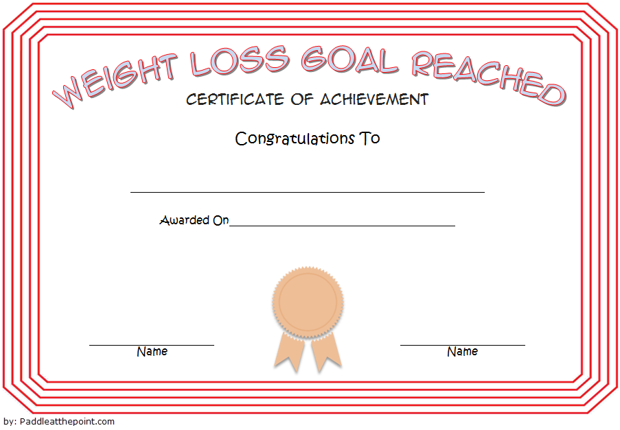weight loss certificate template free, weight loss certificate printable, congratulations weight loss certificate, weight loss certificate of achievement, weight loss awards certificates, weight loss challenge winner certificate template, half stone weight loss certificate