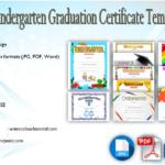 10+ Kindergarten Graduation Certificates to Print FREE